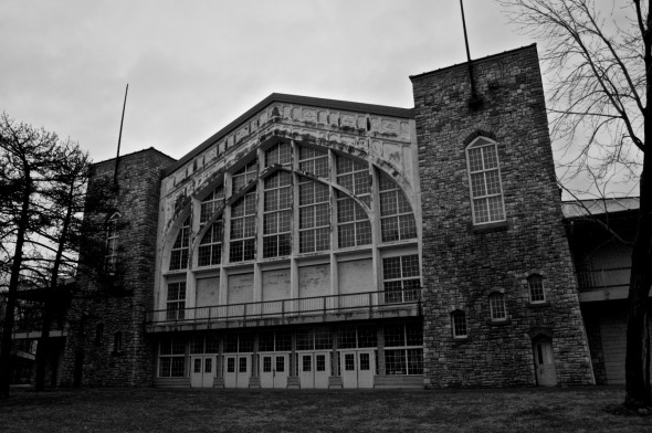 Boblo Island Dance Hall